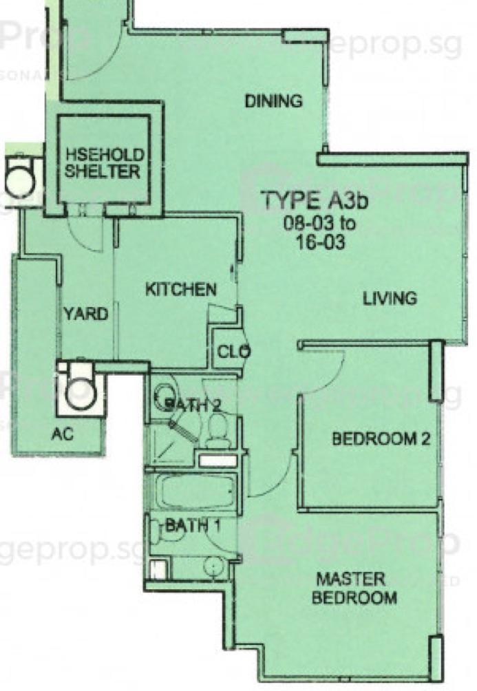 Blue Horizon Condo 2 Bedroom Condo Fully Furnished Denli Homeonline